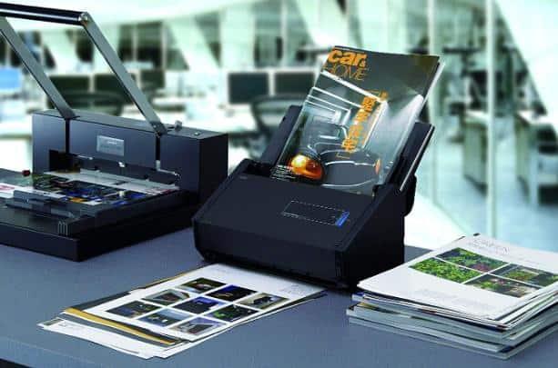 Máy Scan Fujitsu ScanSnap iX500