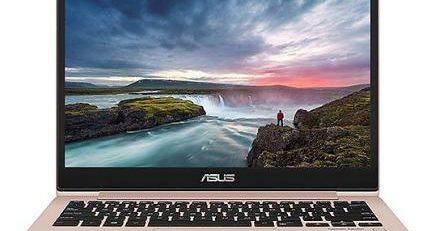 Asus ZenBook 13(Mặt trước)