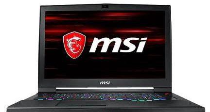 Gaming MSI GT75 8RG-252VN Titan
