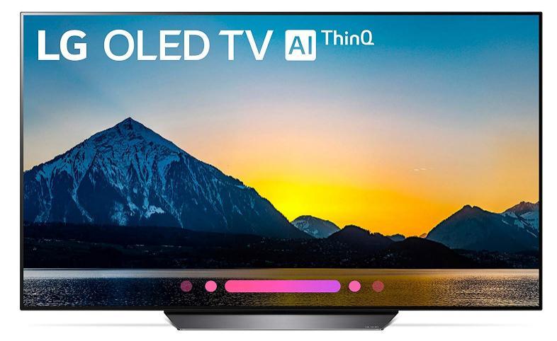 Tivi màn hình phẳng tốt nhất: OLED LG B8