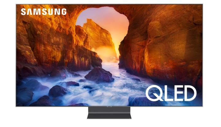 Samsung QN65Q90RAFXZA Flat 65 inch QLED 4K Q90