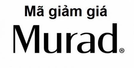 Mã giảm giá Muradvietnam mới nhất