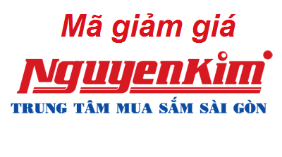 Mã giảm giá Nguyễn Kim mới nhất