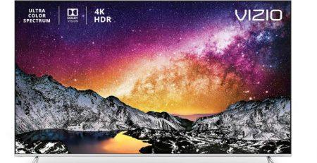 Tivi ngoài trời có độ sáng tốt nhất: Vizio P Series Quantum 2018