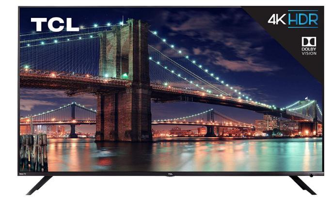 Tivi 55 inch với mức giá tốt nhất: TCL 55R617